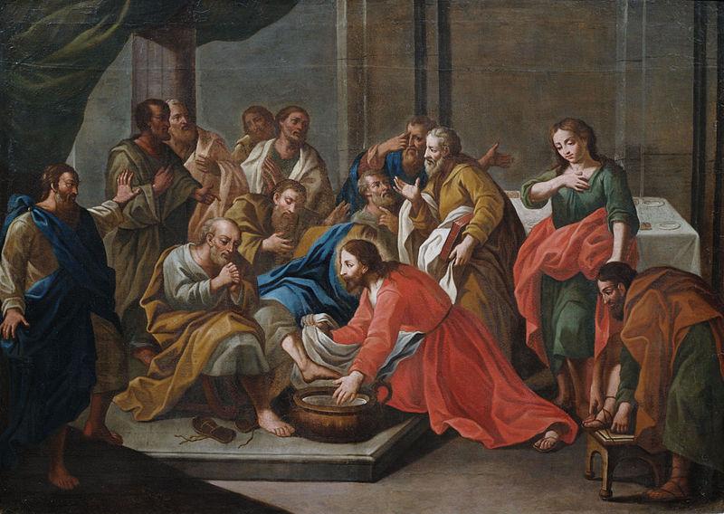 Apostolado caballero de la inmaculada abril 2011 - Cuadros de pies ...