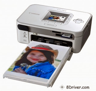 Canon Selphy Cp760 Printer Driver For Windows 8