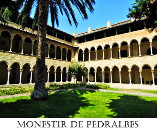 Monestir de Pedralbes. From Six Secrets of Barcelona