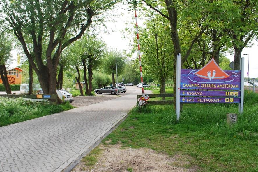 Camping Zeeburg Amsterdam