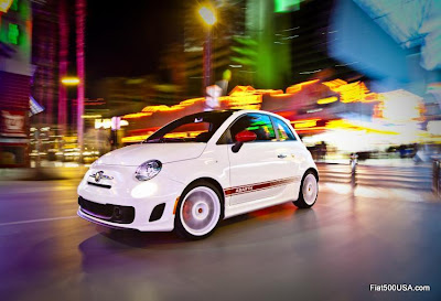 Fiat 500 Abarth in Las Vegas