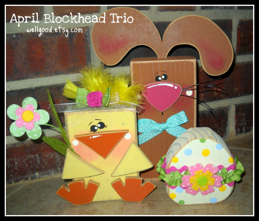 Craft goodies april word of the month kits are here for Craft of the month