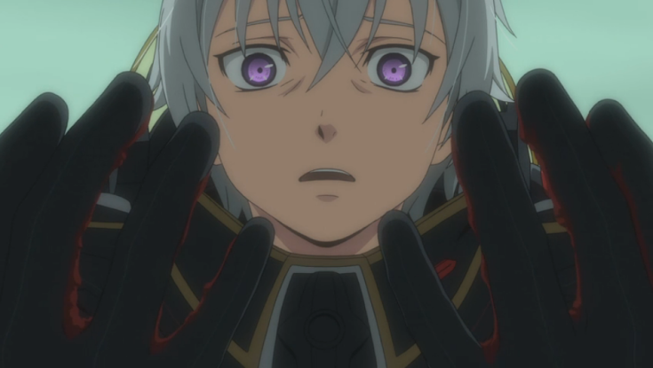 12 Days of Anime Gargantia Screenshot 5