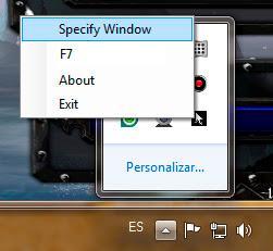 Modo Ventana Mouse F6