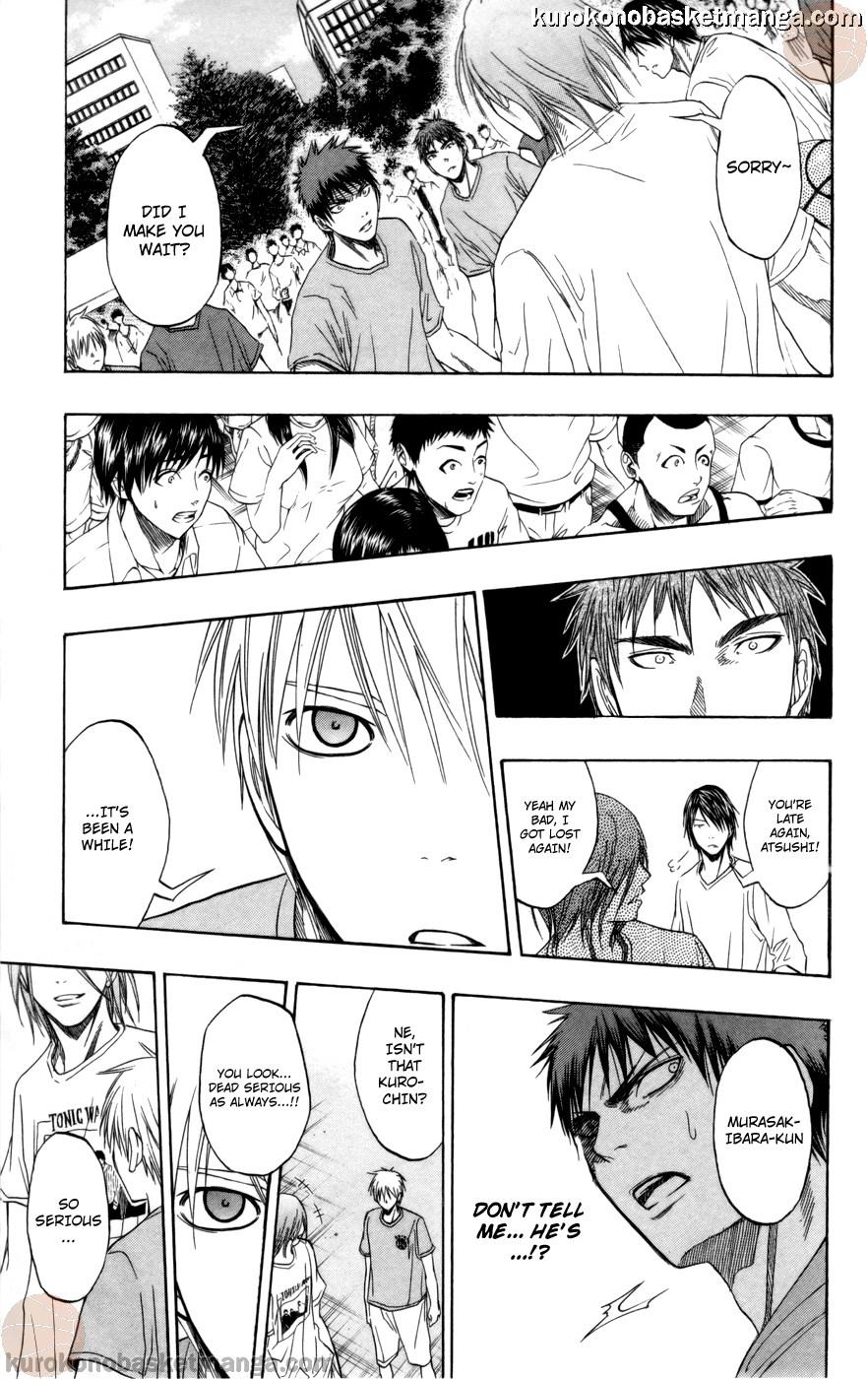 Kuroko no Basket Manga Chapter 77 - Image 17