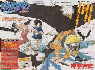 Naruto Mangá 48 – (Leitura Online)