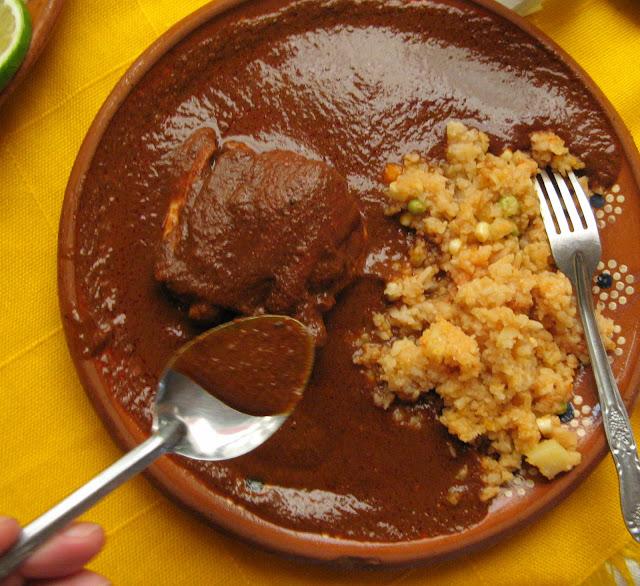 Restaurante Caracuaro, Morelia IMG_3045