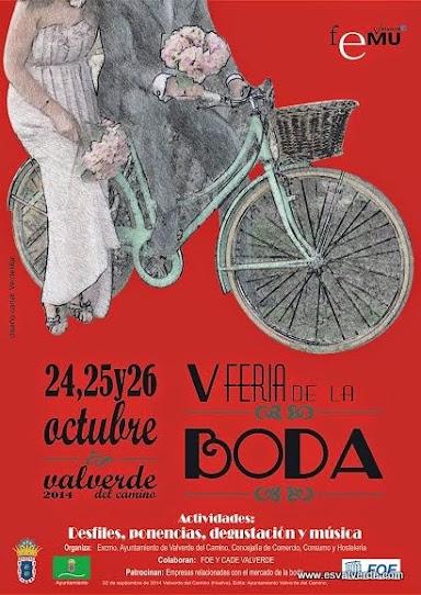 Feria Boda 2014