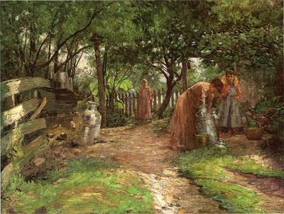 J. Ottis Adams - The Farm, Prarie Dell