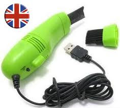 Usb vaccum cleaner for Keyboard