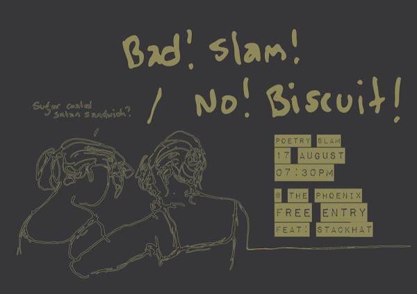 bad slam poster