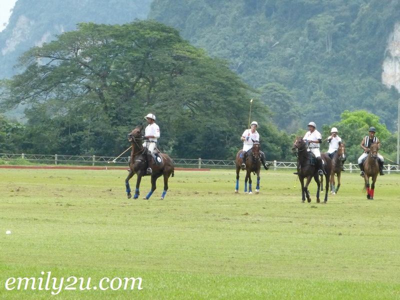 Merdeka League Polo Tournament