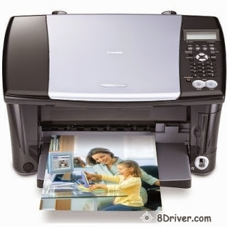 Download Canon MultiPASS MP370 Printers Drivers and setup