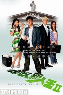 Quy Luật Sống Còn 2 - Survivor's Law 2 (2008) Poster
