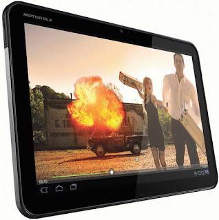 Motorola Xoom Wi-Fi only Tablet pics