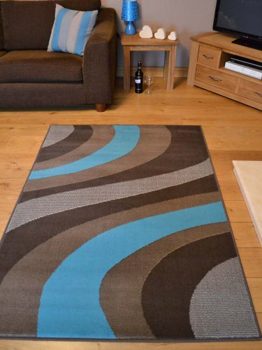 Teal And Brown Living Room Rugs Modern House