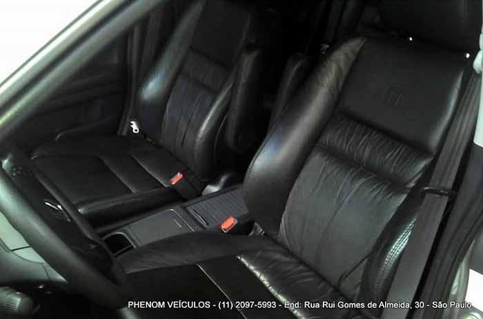 Honda CRV 2008 usada LX 4X2 Automática - Interior