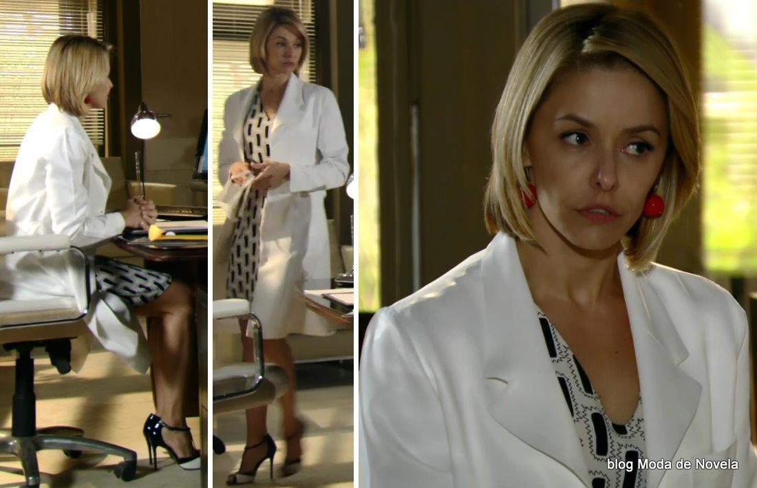 moda da novela Em Família - look da Silvia dia 24 de maio