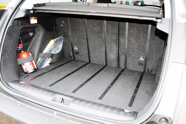 Peugeot 2008 bagażnik
