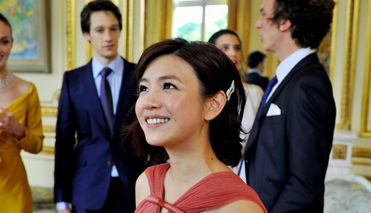 *陳妍希拍攝 Cartier 最新微電影 Destinée:最浪漫的法式求婚~ 2