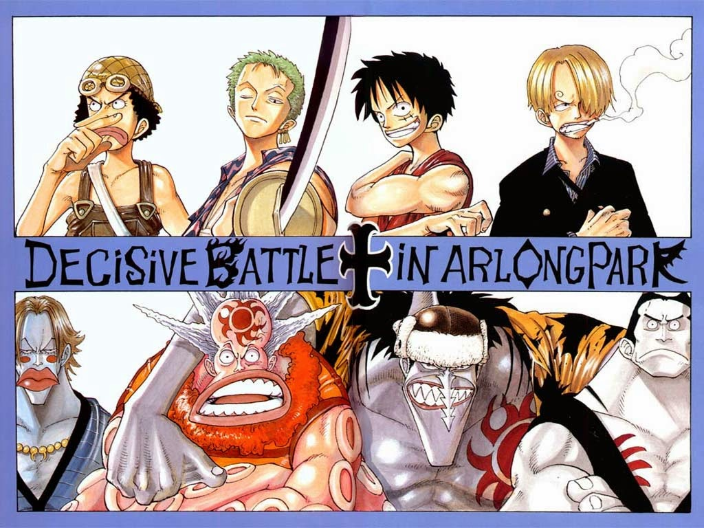 one piece screensaver free download
