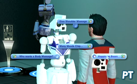 Plumbot Trait chips in The Sims 3 Into the Future - Pinguïntech
