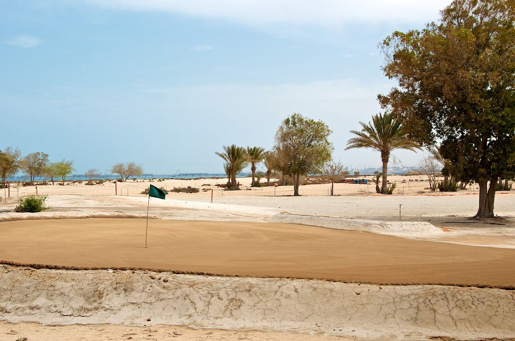 Sand Golf Course