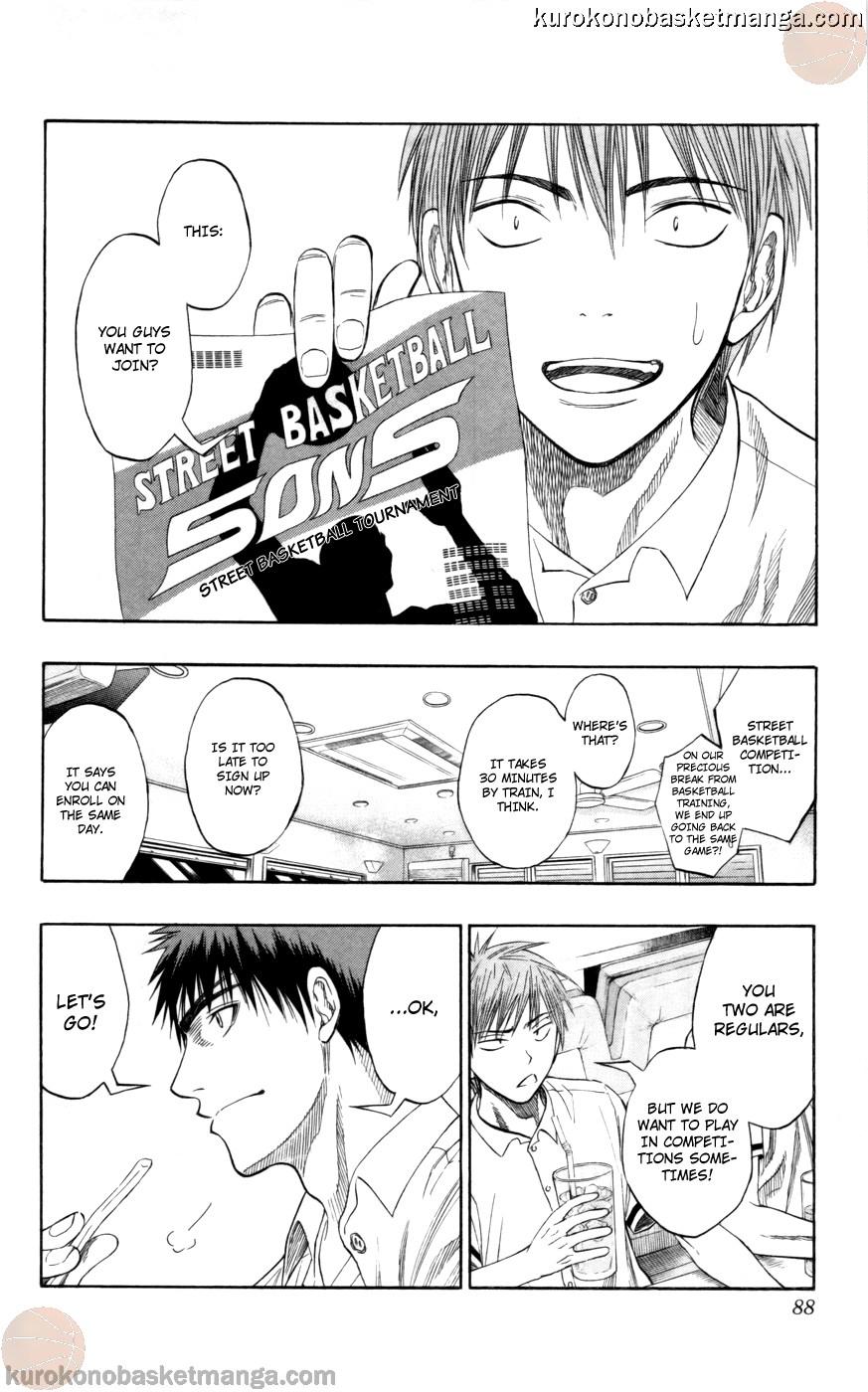 Kuroko no Basket Manga Chapter 75 - Image 02