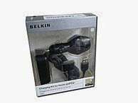 Belkin Home and Car Charging Kit for iPod F8Z416-BLK