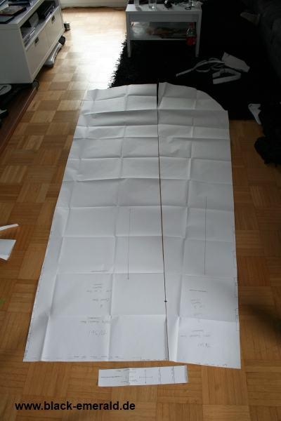 Papierschnitt