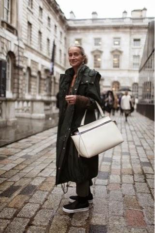 The Fashion Elder Lucinda Chambers Fashion Director Vogue Uk