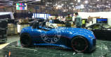 GENEVA 2011 - First images of the Wiesmann Roadster leaked on the internet