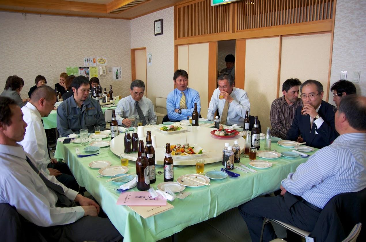 黒千石事業協同組合創立10周年記念祝賀会模様