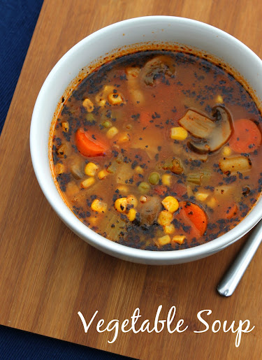 Vegetable Soup Recipe #WMTSavingsCatcher
