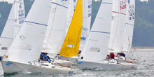 J/22 sailboats- sailing South Africa Worlds