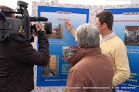 Massimiliano Salvetti illustra i campi di applicazione degli escavatori a risucchio