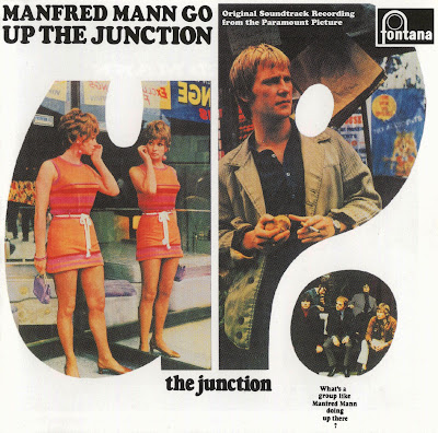 Manfred Mann ~ 1968 ~ Up the Junction