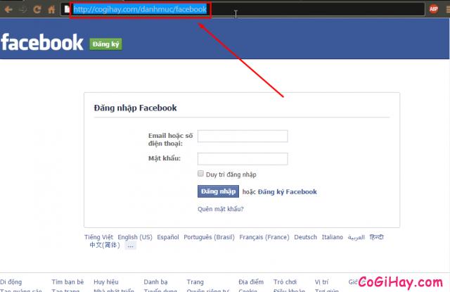 hack mật khẩu facebook