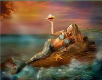 Οι Σειρήνες ήταν γυναικείες θεότητες που σχετίζονταν με το νερό, τον έρωτα και το θάνατο. Ακριβέστερα όμως φέρονται ως θαλάσσιοι δαίμονες της Ελληνικής Μυθολογίας.