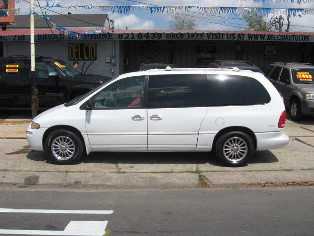 new orleans used car blog 1999 chrysler town country. Black Bedroom Furniture Sets. Home Design Ideas