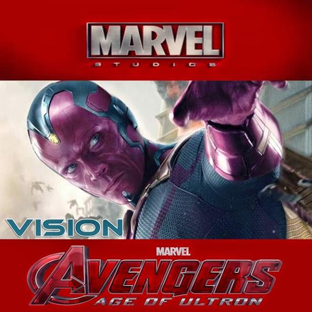 Avengers 2 ~ Age of Ultron  Marvel Hero Vision