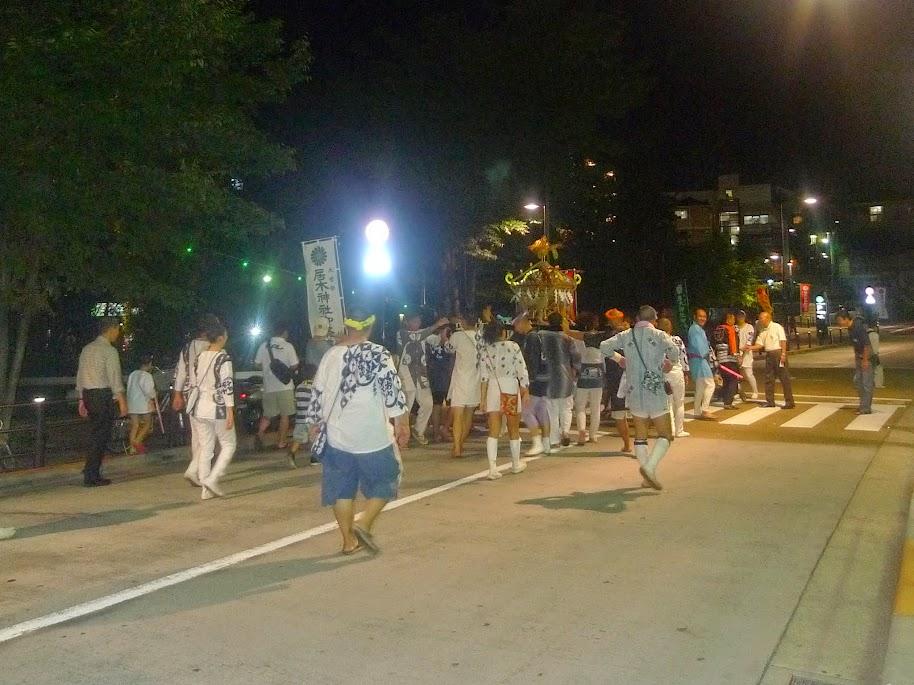 tokyo osaki festival