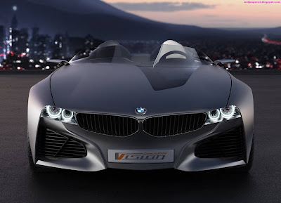 BMW Vision Concept Standard Resolution HD Wallpaper 2