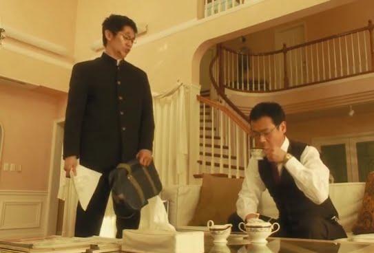 Nomura Hironobu, Nagayama Kento