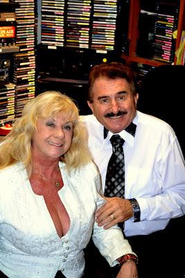 Larry & Diana Walk in the Polkaland Studio
