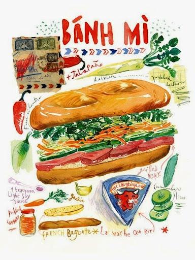 Bánh mì Việt Nam – cơn sốt ẩm thực đường phố trên toàn thế giới