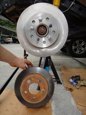 AEV Big Brake Kit DSC01291