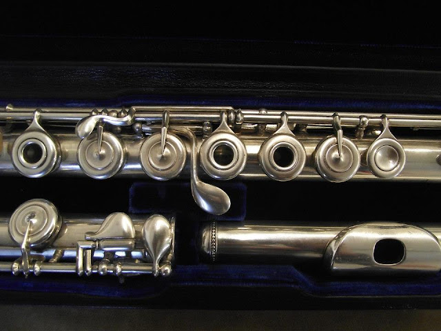 Gaubert's Louis Lot Flute