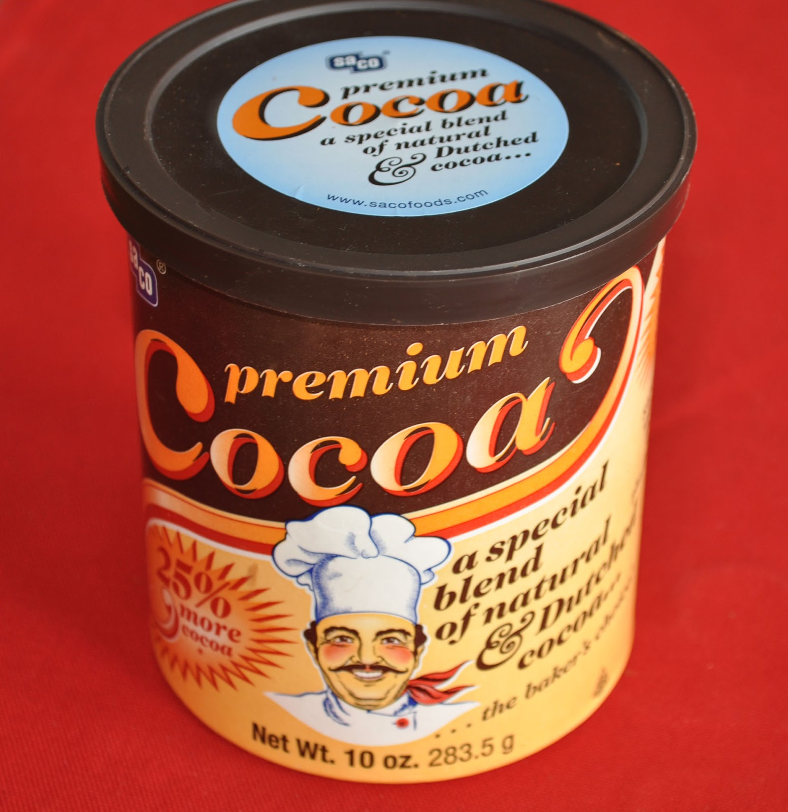 Dutched cocoa brands
