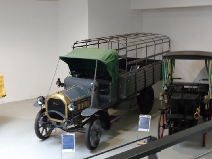 Musée de l'aventure Peugeot à Sochaux DSC01288